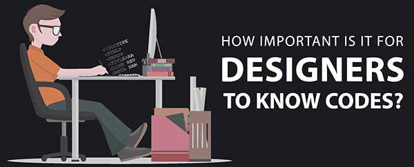 برای طراحان سایت، دانستن برنامه نویسی چقدر اهمیت دارد؟