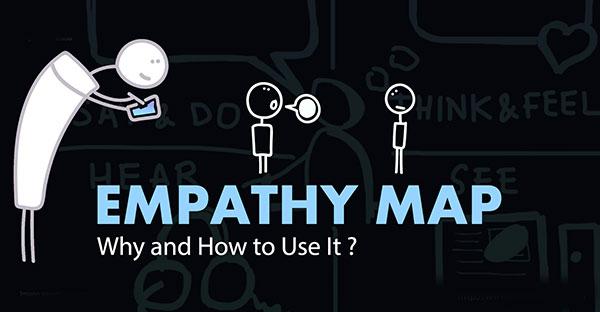 نقشه امپسی (Empathy) چیست؟ چرا و چگونه از آن استفاده کنیم؟