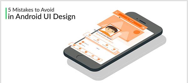طراحی اپلیکیشن اندروید