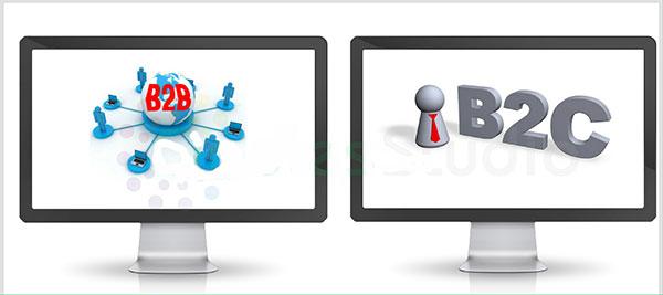 طراحی سایت b2b