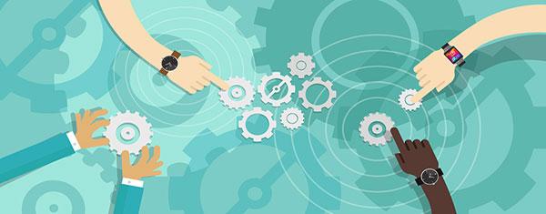 برای موفقیت در طراحی رابط کاربری(UI)، همکاری کنید