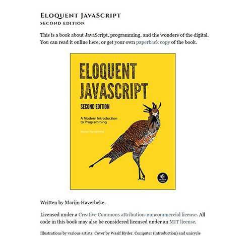 Elequent JavaScript