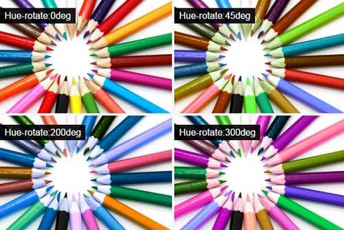 میزان چرخش در طراحی وب سایت