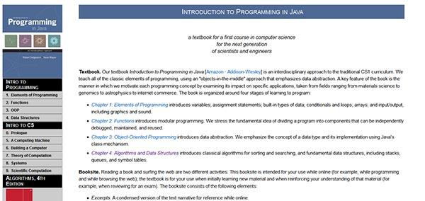 معرفی زبان برنامه نویسی جاوا