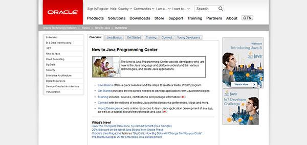 پایه های زبان برنامه نویسی جاوا
