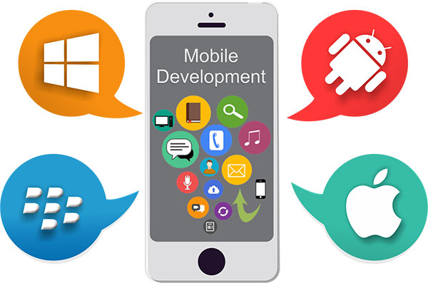توسعه اپلیکیشن موبایل