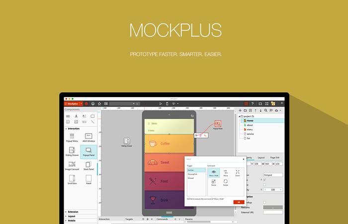 انجمن طراحی وبسایت Mockplus