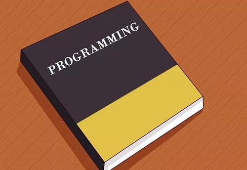 کتاب های آموزش برنامه نویسی را مطالعه کنید