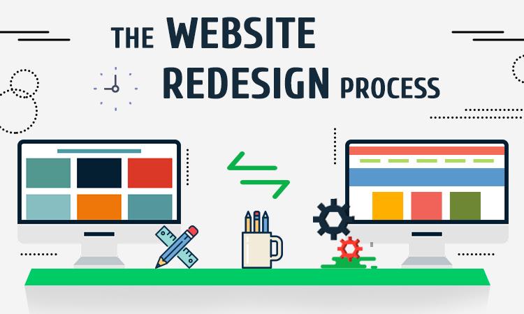 طراحی مجدد وب سایت رسپانسیو